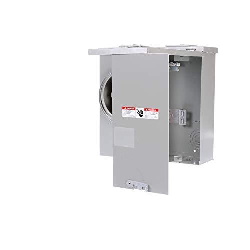 Siemens MM0202ML1125H 125 Amp Meter Main, Main Breaker Not Included