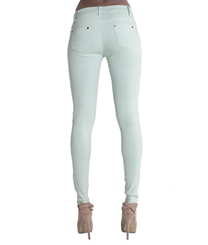 Lustychic Jeans Donna Jeans Lustychic Donna Green Jeans Green Jeans Green Lustychic Lustychic Donna Donna ARawvdqC