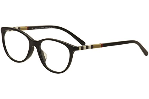 Burberry Women's BE2205F Eyeglasses Black 54mm by BURBERRY
