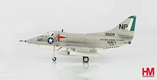 Master 1967 (Hobby Master 1427 A-4C Skyhawk 'MIG-17 Killer' VA-76 1967 1/72 Scale Model)