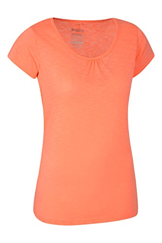 Mountain Warehouse Camiseta Agra para mujer Coral