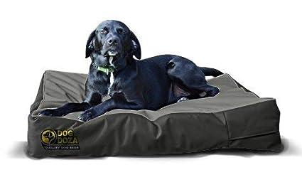 Colchón Impermeable para Perro Doza, Ideal para Perros Mayores, tamaño Mediano, Color Rojo: Amazon.es: Productos para mascotas