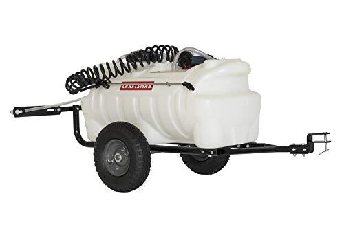 Craftsman CMXGZBF7124533 25-gal Tow Sprayer, White