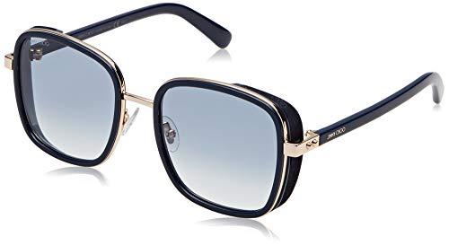 Jimmy Choo sunglasses (ELVA-S KY2/08) Blue - Gold - Blue Gradient ()