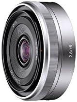 Sony SEL16F28 - Objetivo para Sony (Distancia Focal Fija 16mm ...