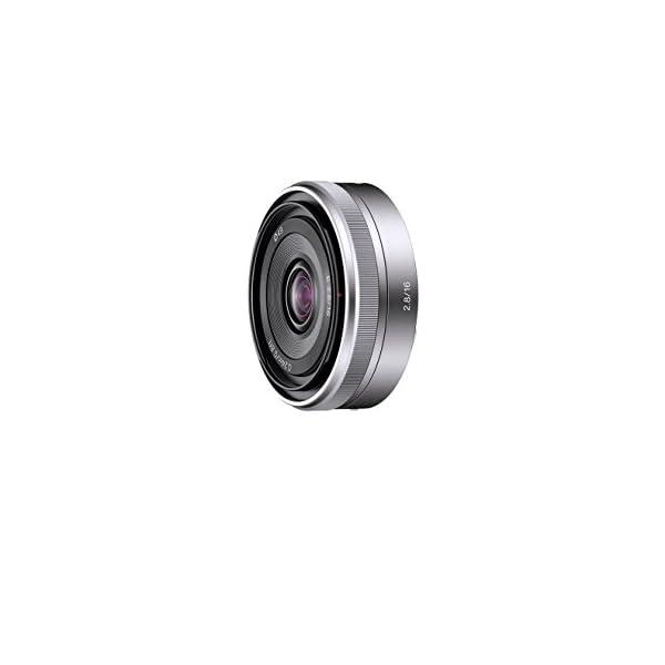 RetinaPix Sony SEL16F28 E Mount - APS-C 16mm F2.8 Prime Lens
