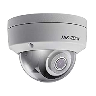 hikvision us version DS-2CD2123G0-I 2.8mm 2MP Outdoor IR Dome Camera, RJ45 Connection