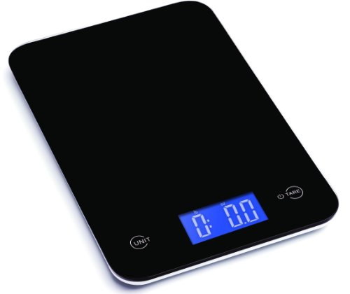 Ozeri Touch Professional Digital Kitchen Scale in Tempered G
