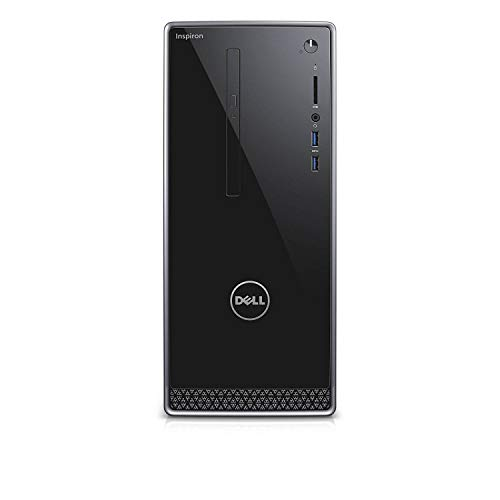 (Dell Inspiron Desktop Computer 3668 3000 Intel Core i5-7400 12GB Memory 1TB HDD)