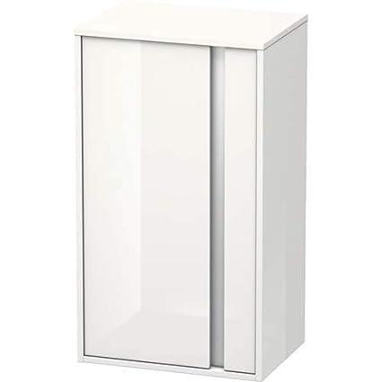 Amazon.com: Duravit Ketho Medicine Cabinet KT1266L2222 White High Gloss  (Decor): Home Improvement