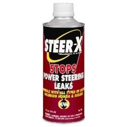 Stop Leak, Power Steering, Steer-X, K&W Tools Equipment Hand Tools