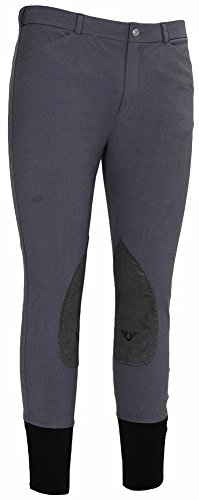 TuffRider Mens A-Circuit Knee Patch Breeches