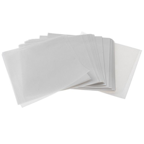 MagiDeal 150x150mm 500pcs Weighing Paper (Acid Paper) by Unknown (Image #4)