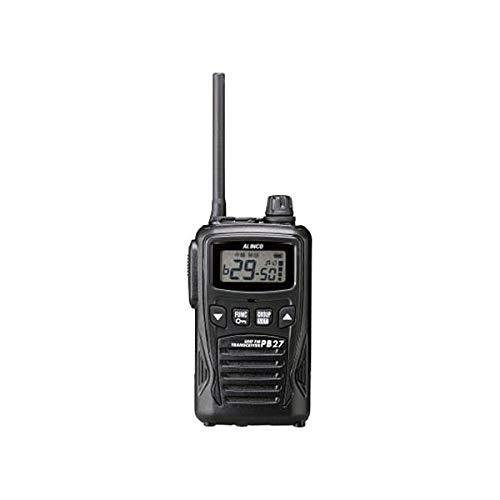 アルインコ 特定小電力トランシーバー47ch DJPB27 1台 AV デジモノ AV 音響機器 その他のAV 音響機器 14067381 [並行輸入品] B07MNV9NXP