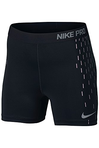 Nike Women's Pro Linear Dri-Fit 3inch Short (Nike Cheer Shoes Youth)