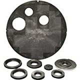 Mutual Industries 1538-0-0 1538 Radon Vented Sump Lid by Mutual Industries