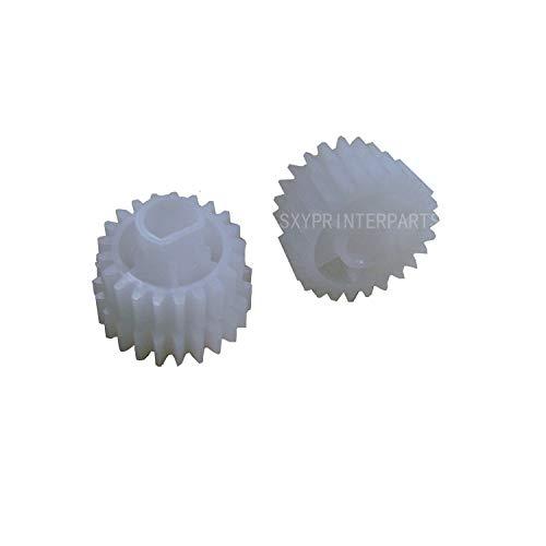 Printer Parts 30pcs/lot 6LJ76513000 6LJ765130 Developer Gear 24 21T for Toshiba E-Studio 2006 2007 2306 2307 2505 2506 2507