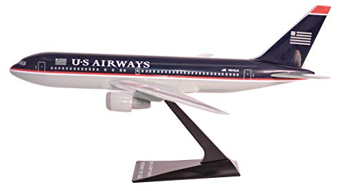 US Airways (97-05) 767-200 Airplane Miniature Model Plastic Snap-Fit 1:200 Part# ABO-76720H-016 ()