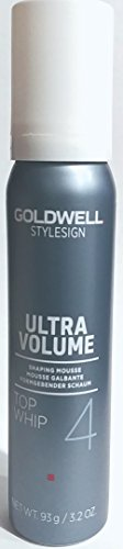 Goldwell Style Sign 4 Top Whip Shaping Mousse 3.2 oz ()