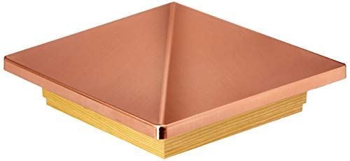 Copper Post Cap, 6 x 6 - Universal Forest Products - 72227