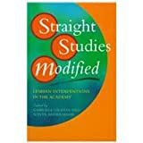 Straight Studies Modified, Gabriele Griffin and Sonya Andermahr, 0304336335