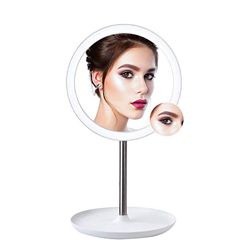 Lighted Makeup Mirror | LED Lighted Makeup Vanity Mirror | Professional Mirror -
