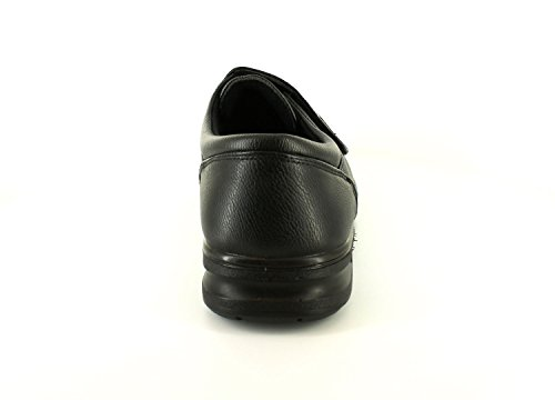Zapatos casual comfort ligeros negro hombres - negro - 39-45 - Negro, Sintético, 39
