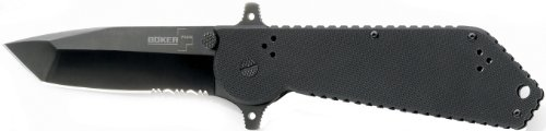 Boker Plus Armed Forces Tanto Folder II Knife - Swat Folder