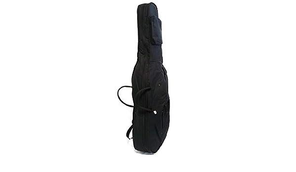 Funda, Stentor, con acolchado de 12 mm para violonchelo, tamaño 3/4: Amazon.es: Instrumentos musicales