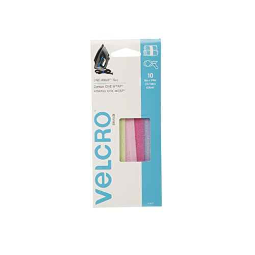 VELCRO Brand ONE WRAP Cables Brights