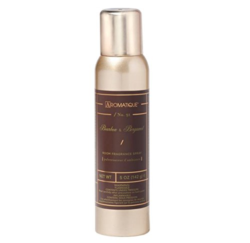 Aromatique BOURBON BERGAMOT Room Spray 5 Ounce