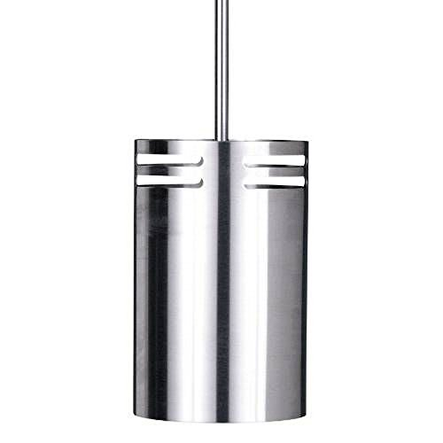 LBL Lighting HS361SS302D75 Volo Collection 1-Light Mini-Pendant, Stainless Steel Finish (Stainless Billiard Steel Light)