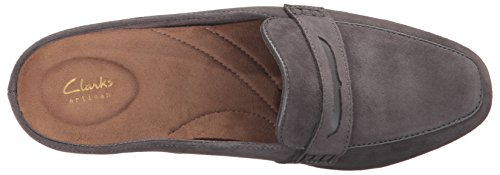 Mujer Unido Grey 5 Keesha Tamaño Us Reino B S m 5 mujer Suede Oscuro Gris 7 Clarks nHvfqRI