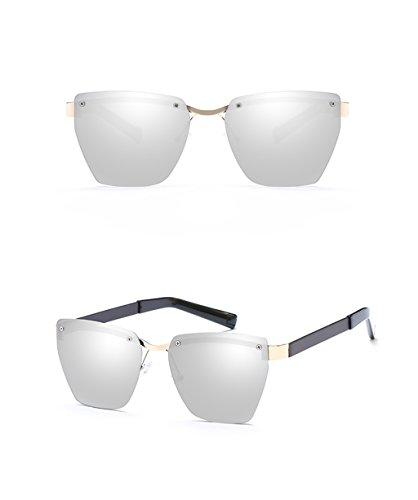 couleur Lunettes Élégante amp; Dames Coréennes Protection 4 Lym Personnalité x948 amp;lunettes Soleil De 1 Uv 7qwZA