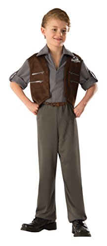 Jurassic World Owen Child Costume, Medium