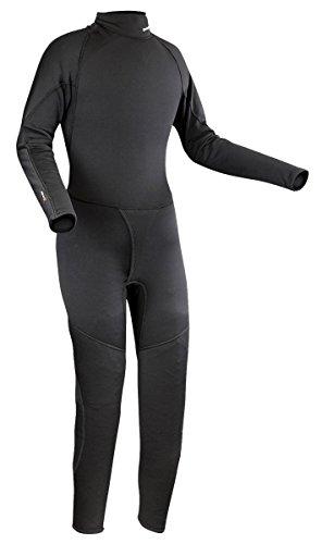 Stohlquist Vapor Drysuit Liner-Black-L ()