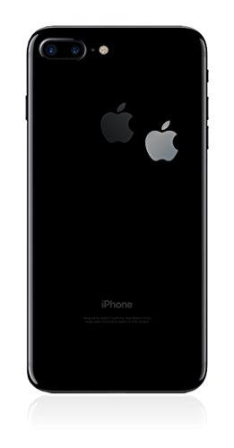 upscreen Bacteria Shield Clear Pellicola Protettiva per Apple iPhone 7 Plus (Logo sulla parte posteriore) Proteggi Schermo Antibatterica