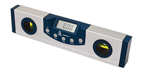 "RDGTOOLS Moore & Wright Digital Level 225mm / 9"" MW580-02"