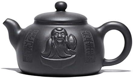 Yadianna 本物の宜興急須ティーポット本物の手に有名なハイエンドホームお茶