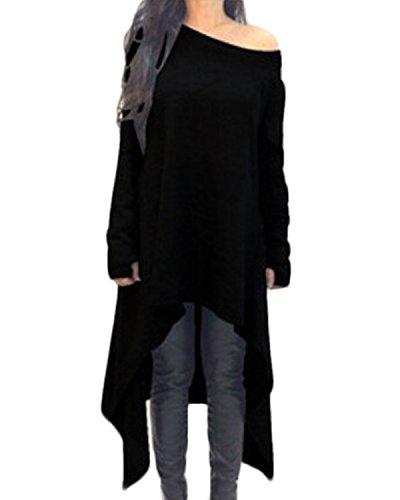 long black asian dress - 9