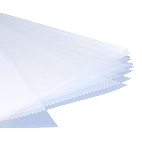 A-SUB Inkjet Transparency Positive Film 11x17 Inches 100 Sheets Waterproof for Screen Printing