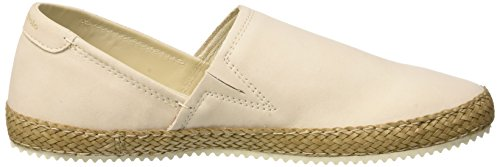 Shoes Femme Espadrilles Marc O'Polo 120 Slip Blanc on Cream Fw6PS