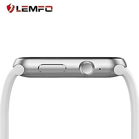 LEMFO LF07 Smart Watch Soporte de Tarjeta SIM Cámara Remoto ...