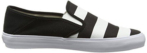 Vans Slip-on Sf - Zapatillas Hombre Negro (stripes/black)