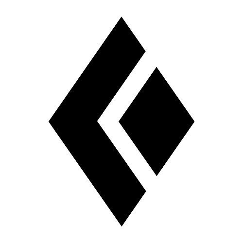 Set of (2) Black Diamond Climbing Car Window Vinyl Decal Sticker. Comes in different sizes and colors. Select from the option menu. ()