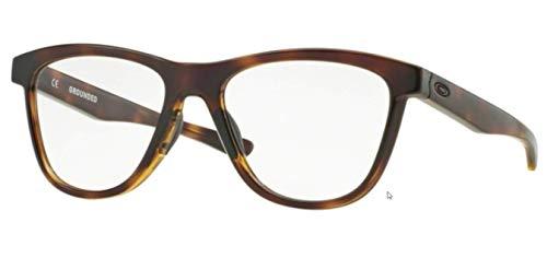OAKLEY Grounded OX8070-02 Eyeglasses Polished Tortoise 53mm