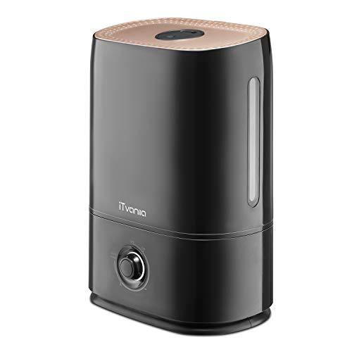 iTvanila Cool Mist Humidifier, 5...