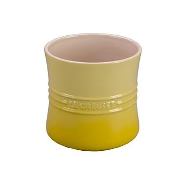 Le Creuset Stoneware 2 3/4-Quart Utensil Crock, Soleil