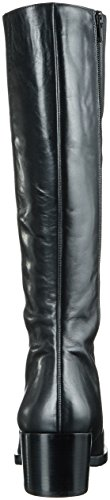 Zinda Women's 2447 Long Boots Black - Schwarz (Black) aOTk7Ioww