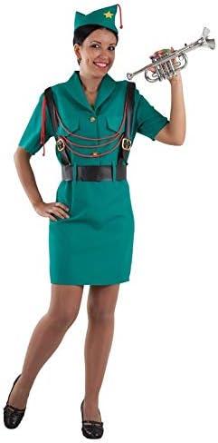 DISBACANAL Disfraz de legionaria - -, M: Amazon.es: Juguetes y juegos